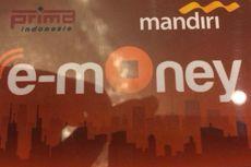 Lebaran 2018, e-Money Mandiri Catat Transaksi Rp 760 Miliar
