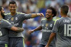 Ronaldo Sebut Juve Hanya Butuh Marcelo