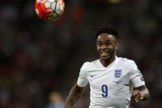 Spanyol Vs Inggris, Sterling Bahagia Akhiri Puasa Gol Sejak 2015