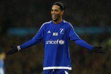 Meski Rahasiakan Identitas Ayah, Putra Ronaldinho Dikontrak Cruzeiro