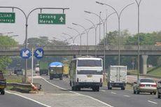 GT Karang Tengah Dihilangkan, Transaksi Tol Hanya 2 Kali