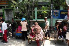 Penghapusan Operasional Becak di Jakarta, dari 1936 hingga Kini...