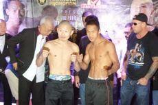 Daud Yordan Menang KO di Singapura