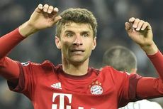 Bayern Kalah dari Madrid, Mueller Sebut Timnya Terlalu Naif
