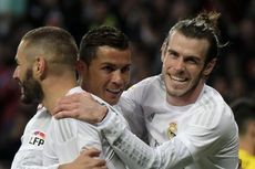 Alasan Zidane Tak Pasang Trio BBC Melawan Trio MaCaN
