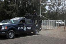 Dalam 3 Bulan, Sudah Ada 7.667 Korban Pembunuhan di Meksiko