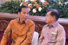 Jokowi Kembali Gandeng JK di Pilpres 2019?