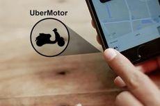 Begini Tampilan Aplikasi Uber setelah Resmi Berhenti Beroperasi