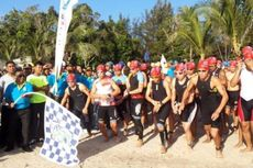 Rute Baru Siap Gairahkan Sungailiat Triathlon 2019