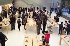 iPhone Meledak di Toko Apple, 7 Orang Terluka