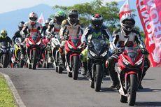 Pecinta Honda CBR Diajari Cara Balapan yang Benar