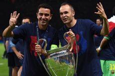 Xavi Ingin Latih Barcelona, Tetapi...