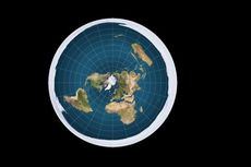 Bagaimana Akademisi dan Al Quran Memandang soal Bumi Datar?