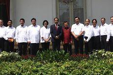 4 Tahun Jokowi-JK dan Bongkar Pasang Kabinet Kerja