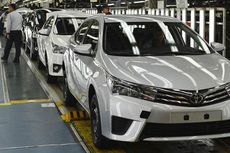 Toyota Anggap Target 20 Persen Mobil Listrik pada 2025 Masuk Akal