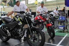 5 Motor Sport Terlaris 2017, CB150R Kalahkan V-Ixion