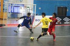 LIMA Futsal Jakarta dengan Tiga Muka Baru