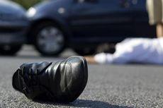 Bubarkan Balap Liar, Anggota Polsekta Bontoala Ditabrak Geng Motor