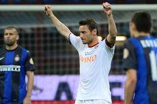 Undian Perempat Final Liga Champions, Keyakinan Totti terhadap AS Roma