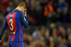 Federasi Sepak Bola Spanyol Investigasi Selebrasi Kontroversial Pique