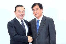 Osamu Masuko Gantikan Posisi Ghosn di Mitsubishi