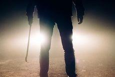 Hendak Tangkap Perusak Rumah Warga, Seorang Polisi Malah Dibacok