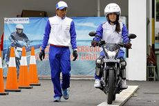 Ribuan Biker di Yogyakarta Belajar Safety Riding