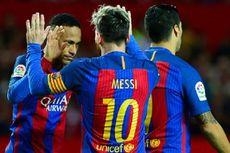 Tak Ingin Bermain dengan Griezmann, Messi Bujuk Neymar ke Barcelona