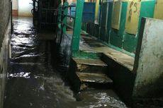 Kali Krukut Meluap, Sejumlah Ruas Jalan di Jakarta Selatan Tergenang