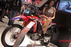 Honda Akui Pasar Motor Trail 250 Cc Imut