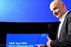 Wacana Peserta Piala Dunia Bertambah Jadi 48 Bisa Terealisasi 2022