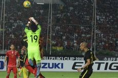 Performa Kiper Timnas Malaysia Persulit Persija