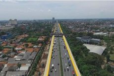 Pembangunan Tol Layang Jakarta-Cikampek Tuntas 2018