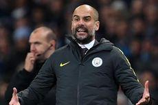 FC Basel Vs Manchester City, Usaha Guardiola Kembali Tembus Semifinal