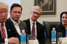 Bicarakan Perdagangan, Trump Panggil CEO Apple ke Gedung Putih