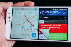 Google Maps Go Dirilis untuk Ponsel Android