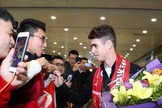 Klub-klub China Masuk Daftar