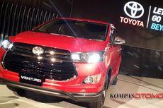 Toyota Kijang Innova Masih Penguasa MPV Medium