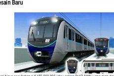 Terkendala Cuaca, Kereta MRT Belum Tiba di Tanjung Priok Hari Ini