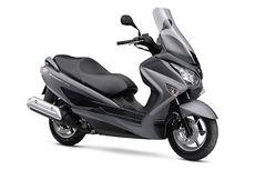 Suzuki Mengaku Siapkan Burgman 180