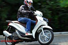 Sepeda Motor Dilarang Melintas di