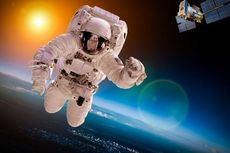 Bukan Hanya Anda, Astronot Juga Susah Tidur