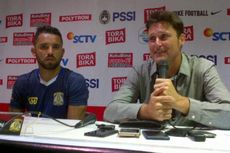 Marlon Da Silva Mulai Berlatih bersama Persiba Balikpapan