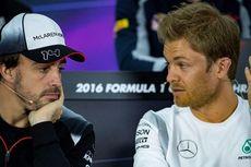 Rosberg Sebut Keputusan Pensiun Alonso adalah Hal Memalukan