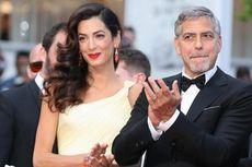 Istri Bela Korban ISIS, George Clooney Khawatir dengan Keluarganya