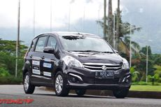 Ertiga Diesel Hybrid 2017 Masih Ada, Dijual Murah