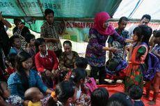 Mensos Resmikan Rumah Pintar Bertenaga Surya untuk Suku Anak Dalam