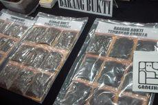 Polisi Tangkap Pengedar Tembakau Gorila untuk ABK di Kepulauan Seribu