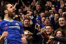 Final Piala FA, Fabregas Kirim Pesan untuk Jose Mourinho