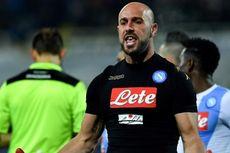 Pepe Reina Bangga Akan Segera Berseragam AC Milan